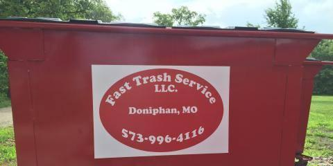 3 Things to Know About Trash Removal With Fast Trash Service, Jordan, Missouri