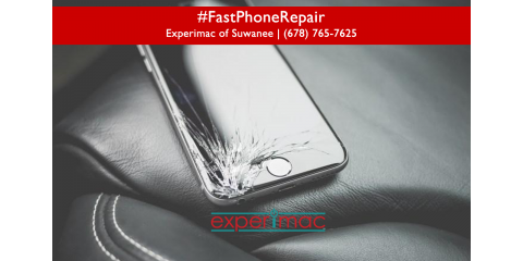 iPhone® 6s Plus Screen Repair Deal at Experimac of Suwanee, Suwanee, Georgia
