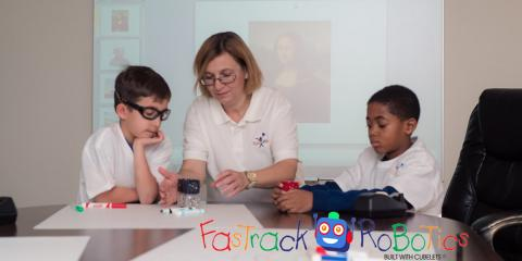FasTracKids Robotics is Here! Watch Video - The Future is Now! Limited Enrollment!, Brooklyn, New York