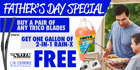 Fathers Day Special 6/14 - 6/16, Westerville, Ohio