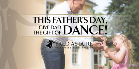 Dance with Dad at Fred Astaire Dance Studio South Metro, Eagan, Minnesota