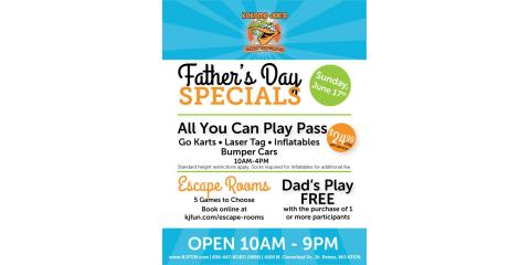 Father's Day Special, St. Peters, Missouri