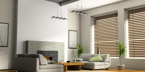 Wood vs. Faux Wood Blinds, Omaha, Nebraska