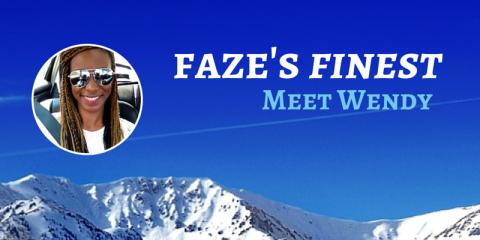 FAZE'S FINEST: Meet Wendy!, Northeast Jefferson, Colorado