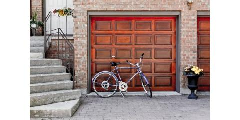Tuesday tips: A garage door can be beautiful...., Dayton, Ohio