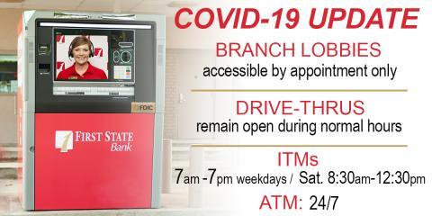 COVID-19 UPDATE, Russellville, Arkansas