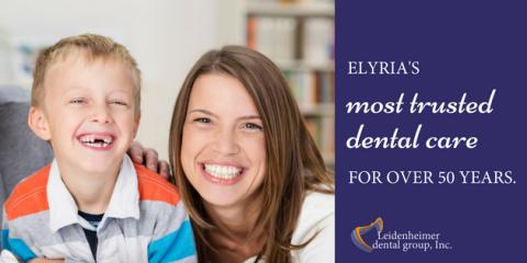 Leidenheimer Dental Group Inc, Dentists, Health and Beauty, Elyria, Ohio