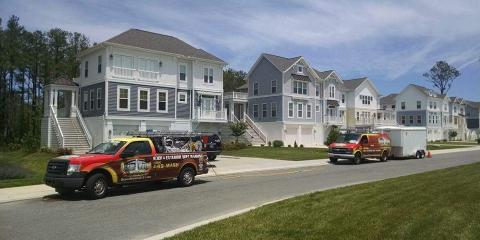 Delaware HOA & Condo Low-Pressure Washing Experts!, Fenwick Island, Delaware