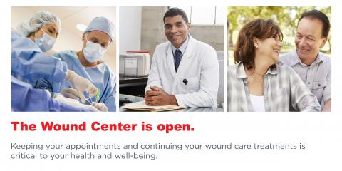Wound Center is Open and Seeing Patients, Gatesville, Texas