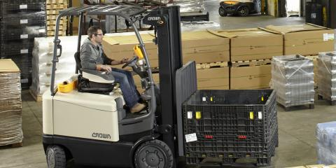 Top Reasons to Purchase a Crown® Forklift , South Plainfield, New Jersey