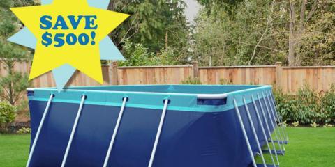 Feeling the heat-quick set-up pool on sale!, Greece, New York