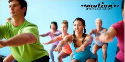 Motion Fitness-GET 2 FREE PT SESSIONS!, Millburn, New Jersey