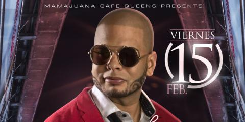 ALA JAZA - MAMAJUANA CAFE QUEENS  VALENTINES DAY, New York, New York