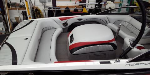 3 Reasons to Hire a Professional for Boat Upholstery, Kalispell, Montana