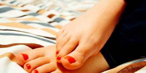 How Pampering Yourself With a Pedicure Will Boost Your Confidence, Montgomery, Ohio