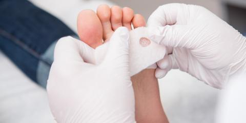 Foot Specialists Explain 3 Ways Your Feet Can Predict Your Health , Gates, New York