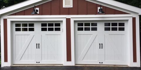 3 Popular Garage Door Styles to Consider, Rochester, New York