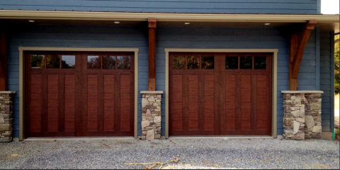 Dynamic Curb Appeal With Clopay Garage Doors At Felluca