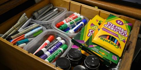 Cabinet Organization: 3 Steps to Organize Your Junk Drawers, Lawler, Iowa