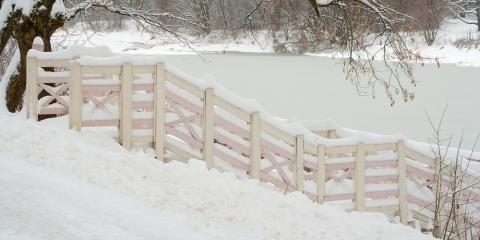 Boundary Line Fence's Top 3 Winter Maintenance Tips, Somers, Montana