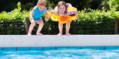 Summer Pool Safety Guidelines, Nicholasville, Kentucky