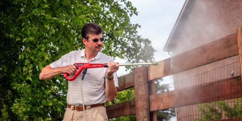 4 Tips for Cleaning a Wood Fence, Cookeville, Tennessee