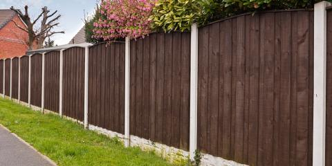 How Fence Installation Can Lower Your Homeowners Insurance Premium, Hilton, New York