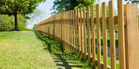 3 Signs Your Wood Fence Should Be Replaced, Hamptonburgh, New York