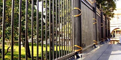 3 Factors to Consider When Choosing a Security Fence, Spencerport, New York