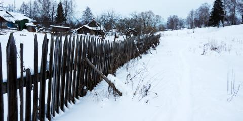 Fence Installation Pros Explain How Winter Weather Can Damage a Fence, Greensboro, North Carolina