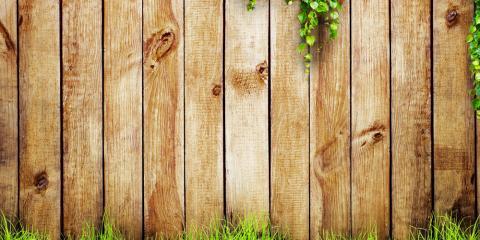 Benefits of 4 Fence Materials, Nicholasville, Kentucky