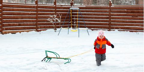3 Tips to Protect Your Fence from Snow, Kenai, Alaska