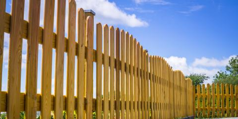 3 Questions to Ask Before Installing a Fence, Rock Creek, Georgia