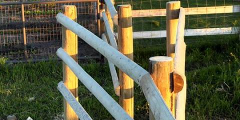 Boundary Line Fence , Fencing, Services, Somers , Montana
