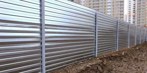 What Is the Difference Between Aluminum & Iron Fencing?, 8, Louisiana