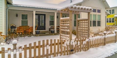 4 Ways Winter Weather Can Damage Your Fence, Elko, Nevada