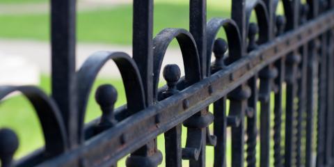 3 Tips for Maintaining Your Wrought Iron Fence, Ellensburg, Washington