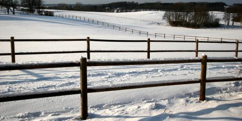 3 Tips for Fence Maintenance During Winter, Hamptonburgh, New York