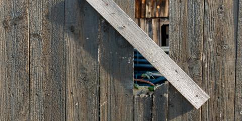 5 Reasons Fence Repair Shouldn't Be Put on the Back Burner, Greensboro, North Carolina