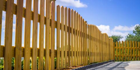 What Fence Is Best for Your Yard?, Kettering, Ohio