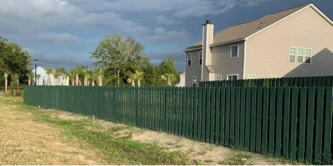 Which Color Should My Fence Be?, Hinesville, Georgia
