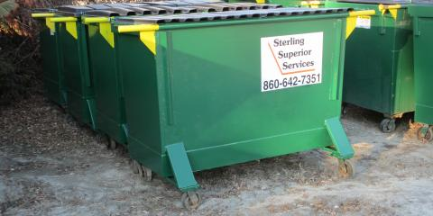 3 Common Waste Issues for Apartment Complexes, Franklin, Connecticut