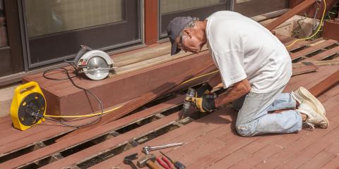 4 Signs Calling For Deck Repair Services, Fenton, Missouri