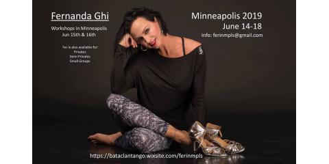 Fernanda Ghi - Minneapolis 2019, Minneapolis, Minnesota