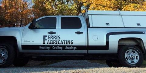 Ferris Fabricating Heating Cooling & Awnings, Awnings, Services, Kittanning, Pennsylvania