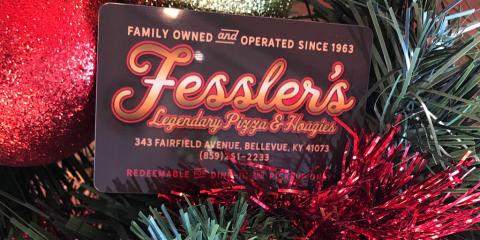 3 Reasons to Give Gift Cards from Bellevue's Best Pizza Place This Holiday Season, Newport-Fort Thomas, Kentucky