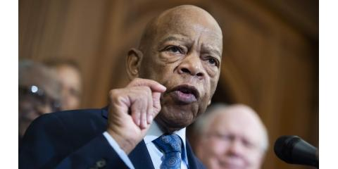 John Lewis Was Once Dismissed Even by His Allies. Now He's Praised by Everyone, Give or Take a Pres #CrushMagazine, ,