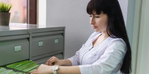 5 Helpful Tactics for Organizing a File Cabinet, Covington, Kentucky