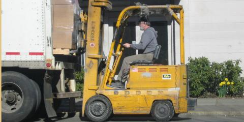 Discover The Future of Forklift Safety With New ALERT Safety Products!, Blue Ash, Ohio