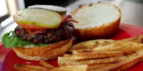 Take a Bite Out of the Best Burgers in Cincinnati, Cincinnati, Ohio
